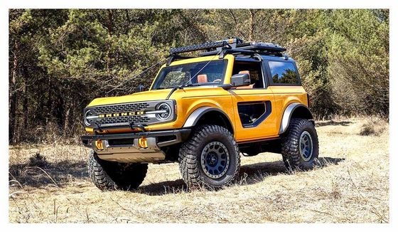 ford, bronco, heritage, edition, 2022