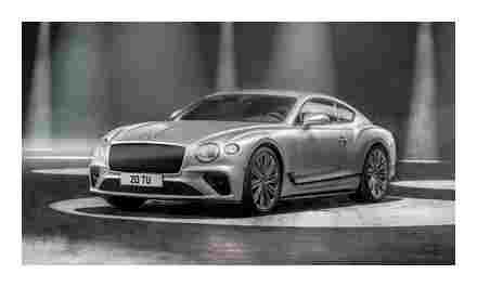 2022, bentley, continental, speed